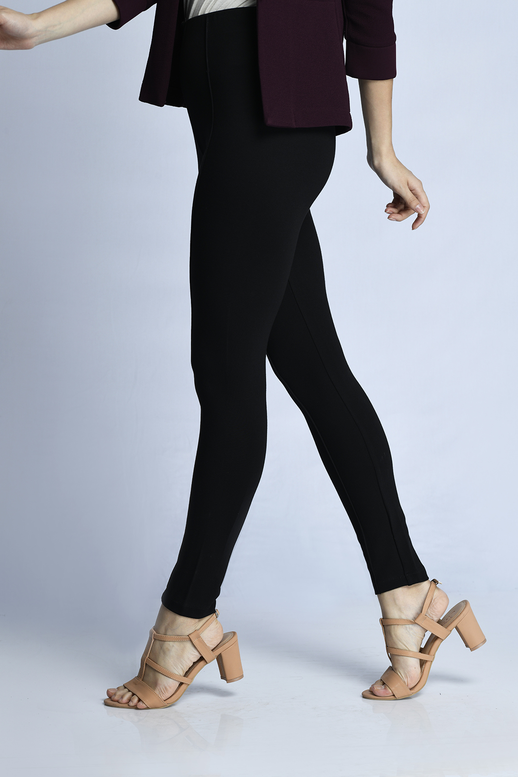 CARDINAL FEMME CELANA CHINOS CASUAL OFFICER (HITAM)