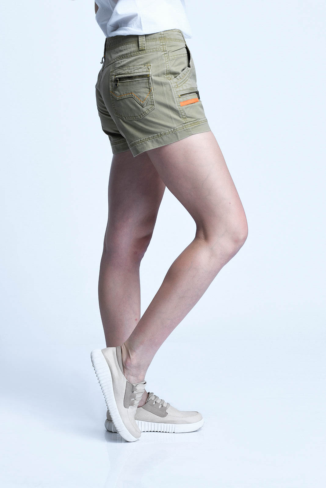CARDINAL GIRL HOT PANTS (HIJAU)