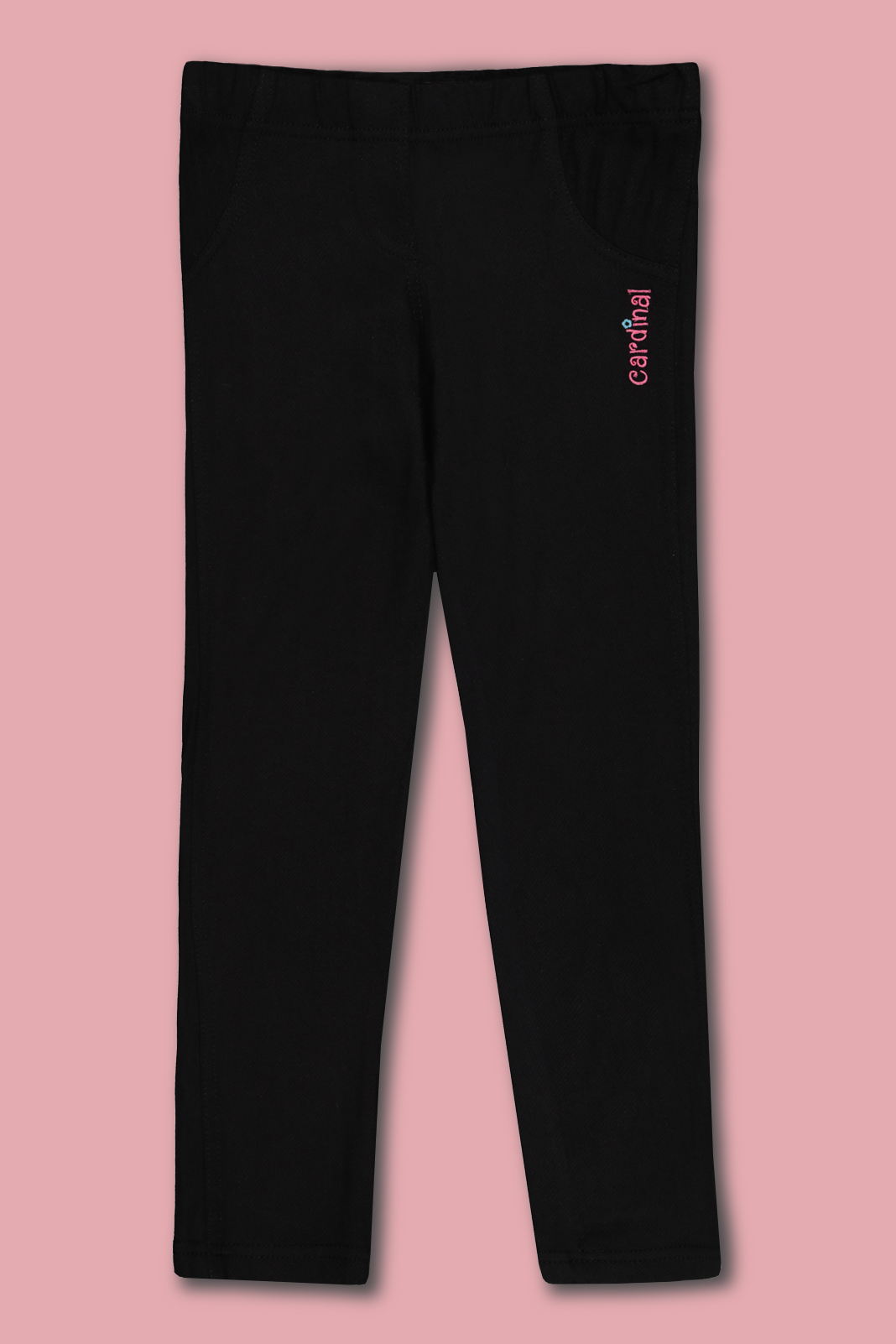 Cardinal Kids Girl Legging 3 Cardinal
